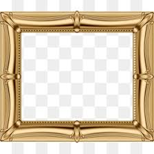 Decorative Border Retro Atmosphere Frame PNG Image And Clipart