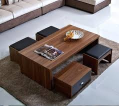 Round Coffee Table With Stools Underneath by Coffe Table Coffee Table Stools Prescott Coffee Table And Stool