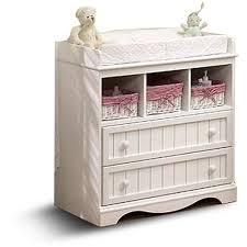 da vinci kalani combo dresser changing table w cabinet throughout