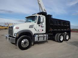 2015 Mack GRANITE GU433 Heavy Duty Dump Truck For Sale, 68,926 Miles ...