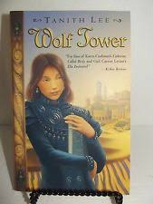 Item 7 Wolf Tower By Tanith Lee 2001 Paperback Teen Fantasy Book