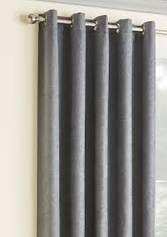 Blackout Curtain Liner Eyelet by Vogue Grey Blackout Eyelet Curtains Com