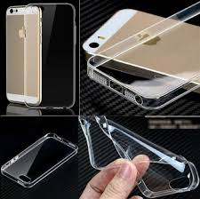 QPro Crystal Clear Soft Super Thin Gel Silicone Case Cover iPhone