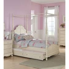 twin canopy beds for girls type comely twin canopy beds for