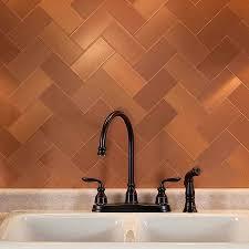 stainless steel backsplash tiles self adhesive stainless steel
