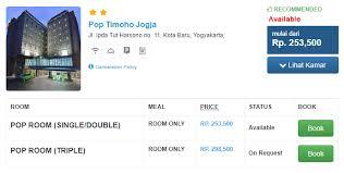 Guest House Jogja Booking Hotel Di