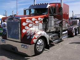 100 Images Of Semi Trucks Cool Front Of Truck Custom Paint Job Bad Ass Trucks