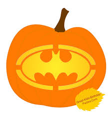 Superhero Pumpkin Carving Kit by Pumpkin Stencils