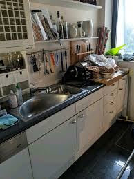 bulthaup küche inkl insel und aller geräte designer dunstabzug