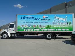 Beltmann Relocation Group Wraps Truck To Fight Hunger In Arizona ... Vintage Moving Truck Back In 1931 Which One Will You Prefer To Bishops Move Helps With Roadblock Run Vehicle Conveyance Removal Remove Move Lorry Old Fniture Car Ute Truck Hire Uhire Move 0421 488 690 Arana Hills Moving Help Takes The Sweat Out Of Your Summer My Uhaul Rent A Truck Fniture Beautiful 289 Best College This Is How We Pack A For Local Yelp Two Men And The Movers Who Care On Program Rental Companies