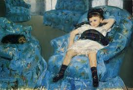 Little Girl In A Blue Armchair, 1878 - Mary Cassatt - WikiArt.org Blog Archives Phineas Wright House Mary Cassatt Little Girl In A Blue Armchair 1878 Artsy Kids Room Colorful Toddler Bedroom With Blog Putting The High In High Art Little A Article Khan Academy Chair Bay Coconut Rum Review By Island Jay Youtube Cassatt Sur Reading Book Stock Vector 588513473