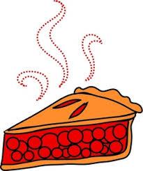 Pie Clipart Image Cherry Pie Slice