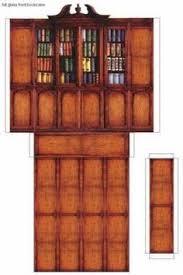 free printable dollhouse kitchen via julieta sandoval