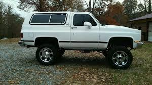 145 1991 Chevrolet K5 Blazer 4X4