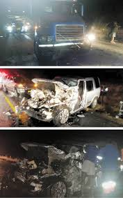 100 Duel Truck Driver Driver Killed In Horror Crash Informant