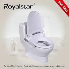 smart bidet toilet seat smart electric intelligent