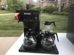 3 Burner Bunn Coffee Makers With Water Line Hook Up For Sale In Brecksville OH