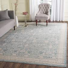 Safavieh Archive Blue Grey 4 Ft X 6 Area Rug