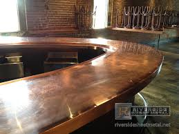 Copper Countertops | Copper Counter Tops Are Commonly Fabricated ... Reclaimed Longleaf Pine Wood Countertop Photo Gallery By Devos Handmade Custom 11 Foot Long Live Edge Walnut Bar Top Teraprom Options Joints For Mulsection Tops Wood Desk Tops Butcherblock And Blog Jatoba Woodworking Solid Edge Grain Pecan Counter With Butt Joint D S Countertops Gallerylaminate Zinc Metal Home Slab Glassproducts