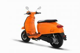 Lambretta Took Their Most Iconic Model And It Into The Modern Era Which Will No Doubt Receive Split Opinions But If Vespa Can Pull Off With