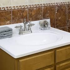 Custom Bathroom Countertops With Sink