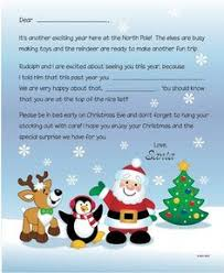printable blank santa claus Free …
