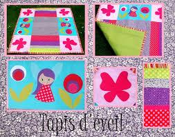 tapis d eveil couture tapis d éveil bébé couture