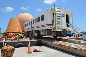 Space Shuttle External Fuel Tank, Astronaut Mover On Barge For ... New Product Test Transfer Flow Fuel Tank Atv Illustrated X15 With Two External Tanks Nasa Aftermarket Sun Visors For Most Medium Heavy Duty Trucks Fa22 External Fuel Tank Jettision Pictures Ar15com Ring Noncode Opperman Son Nasas Is Grounded At Green Cove Springs Florida Can Mounting Which Allows Siphon Transfer To Main Dacc Co Ltd Chevrolet C10 Install Hot Rod Network Ruced Size Crashworthy System Rcefs Robertson