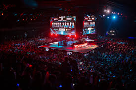 Riot Games Has Sold Out Arenas Throughout Europe Like Brussels Expo For Its ESports Tournament