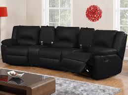 canapé cuir relax canapé 3 places et fauteuil relax cuir 3 coloris aroma