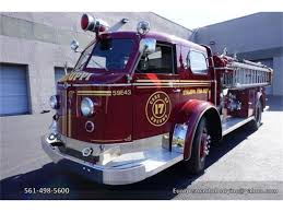1953 American LaFrance Fire Engine For Sale | ClassicCars.com | CC ... Outdated City Firetrucks Getting New Assignment The Spokesmanreview Apparatus Sale Category Spmfaaorg Page 5 Raleigh Fire Museum Acquires 1936 American Lafrance Pumper 1953 Engine For Classiccarscom Cc Perry Hiway Ladder 429 1939 Truck Bidcallercom 1977 American Lafrance Fire Truck Online Auctions 1941 Firetruck Jay Lenos Garage Youtube Lafrance Stock Photos 4 Langley 1947americlafrance