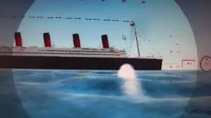 When Did The Lusitania Sink by Titanic Lusitania Britannic Sinking Simulation Youtube