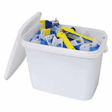 Leveling Spacers For Tile by Combi Levelling Tile Spacer Bucket Kit Tile Choice