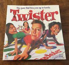 2 Players Strategy Twister Board Traditional Games