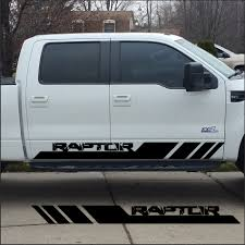 Free Shipping 2 PC Raptor Side Stripe Graphic Vinyl Sticker For Ford ... Force One Solid Ford F150 Hockey Stripe Fx Appearance Package 2015 2016 2017 2018 2019 Bed Graphics Torn Vinyl Decals 4x4 American Flag Aftershock Fx4 Turbo Diesel Vinyl Decals Fit Ford Truck 082017 F250 For Trucks Awesome New Ford F 150 Xlt Baxter Olympus Digital Camera Jakes General Store Truck Luxury Sport F350 Dually Racing Stripes Frally Split Product Pair Raptor Lettering Matte Black Off Road Matte Black Set 092014 Fseries Quake Digital Print
