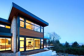 100 Best Contemporary Homes Exterior Westcoast Contemporary Home By Builders Ltd