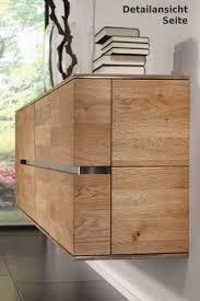 hängeboard sideboard hängeschrank wohnzimmer asteiche eiche
