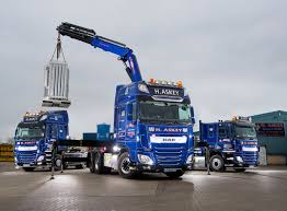 100 Paccar Financial Used Trucks DAF XF Gives Extra Lift To Askey Fleet News FG Commercials Barnsley