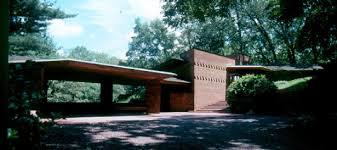 100 Cantilever Homes Palmer House Frank Lloyd Wright Foundation
