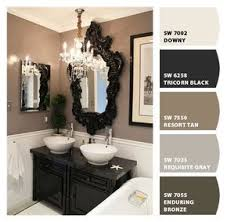 9 small bathrooms brimming with style and function brown