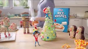 Rice Krispie Christmas Tree Pops by Rice Krispies Tv Commercial U00272017 Holidays Pop To Life U0027 Ispot Tv