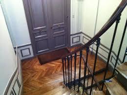 un palier d escalier rénovation cage d escalier 75 75 9 75009 ile de