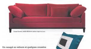 canap lavoine le canapé mattiew dans la liste shopping de la décoratrice