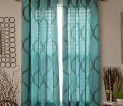 Sears Canada Sheer Curtains by Blue Sheer Curtains See Larger Image Image Of Green And Blue