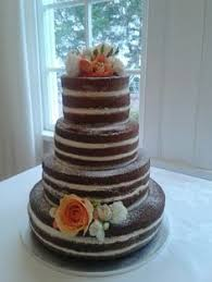 Naked Wedding Cakes Auckland 549