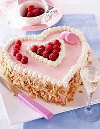 himbeerherz torte