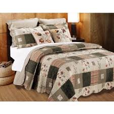 Greenland Home Bedding by Greenland Home Fashions Sedona 3 Piece Quilt Set Free Shipping
