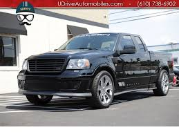 2007 Ford F-150 RARE Saleen S331 Supercharged 5k Miles #60 450HP