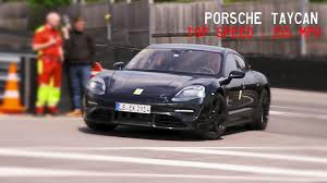 Porsche Taycan | Release, Price, Pronunciation And Other Things ...