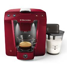 Electrolux Favola Cappuccino Red